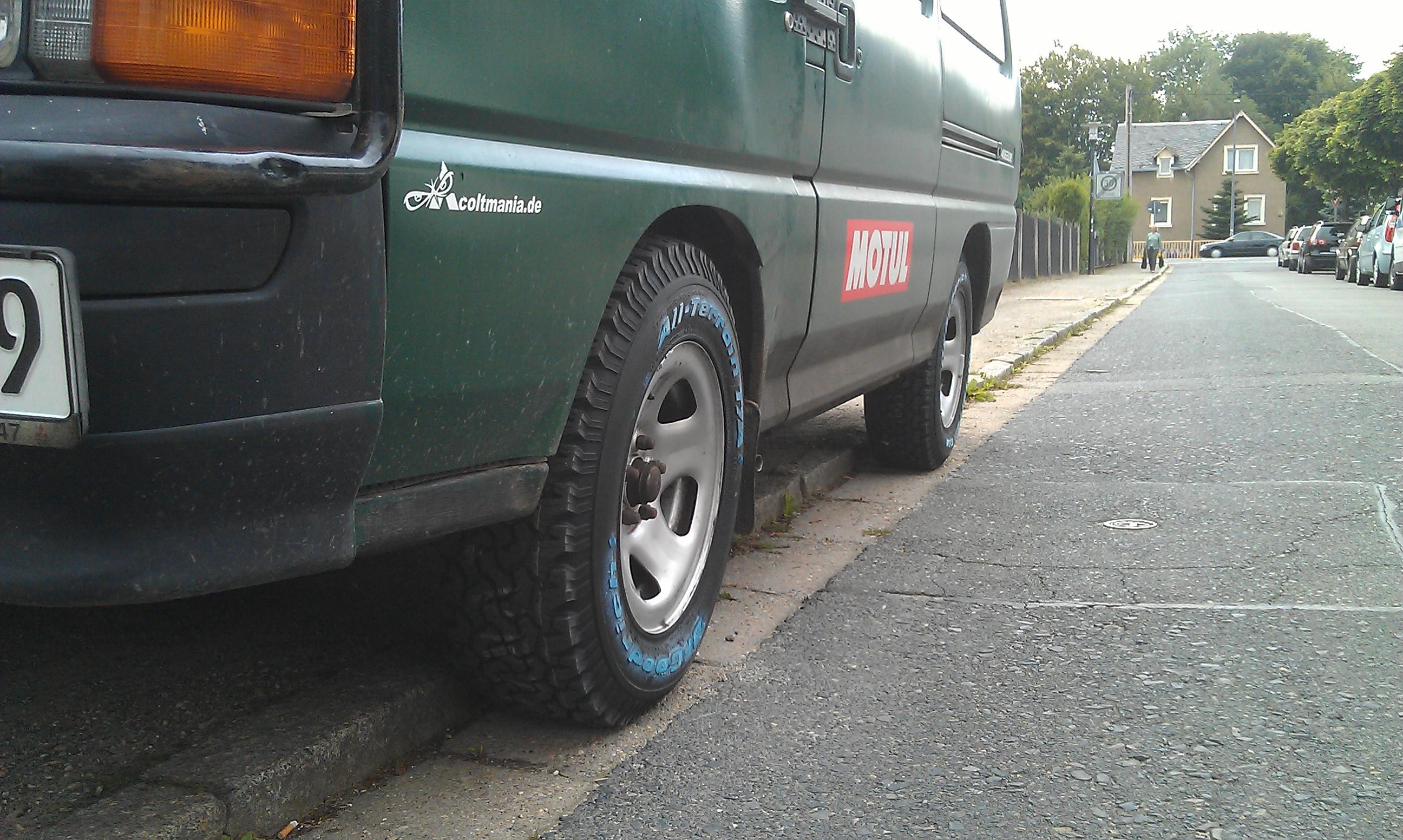 Sponsoring: Reifen & Felgen