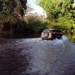 Wasserdurchfahrt Costa Rica Halbinsel Nicoya