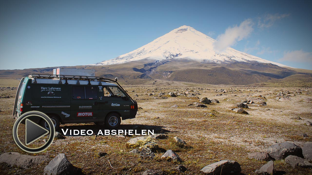 Videopodcast #17 – Die Straße der Vulkane [DE/ENGL]