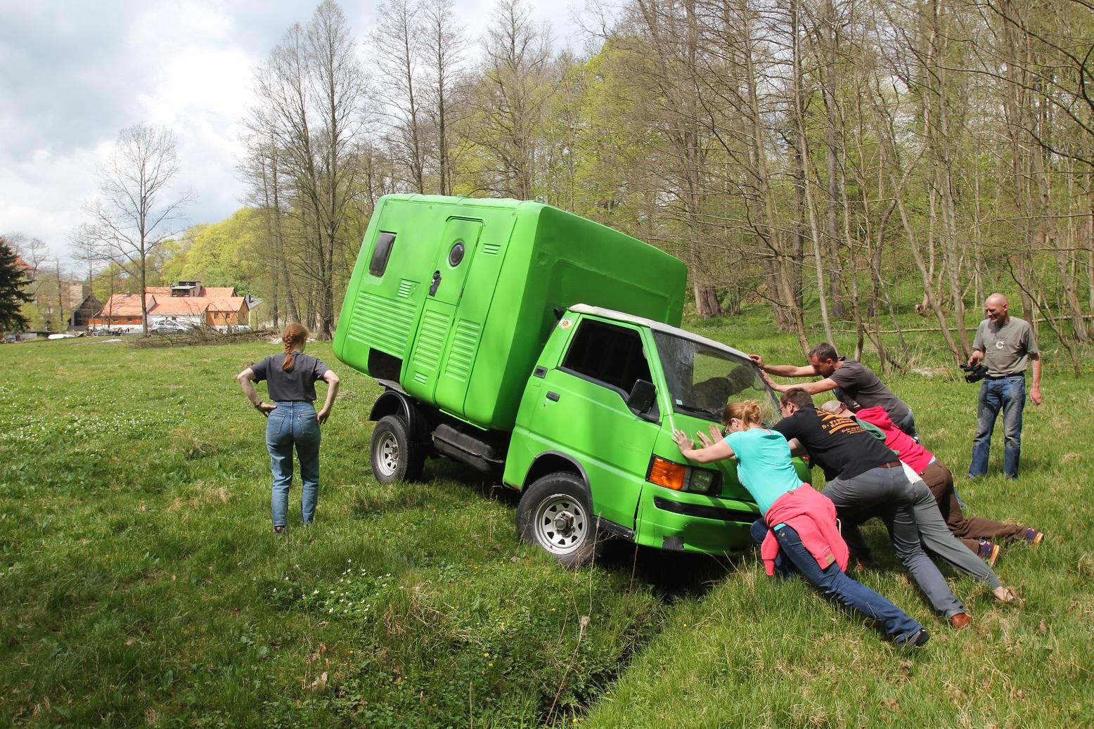 ROT – Radeberger Overlander Treffen & Brückenworkshop