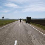 Endlose Straßen