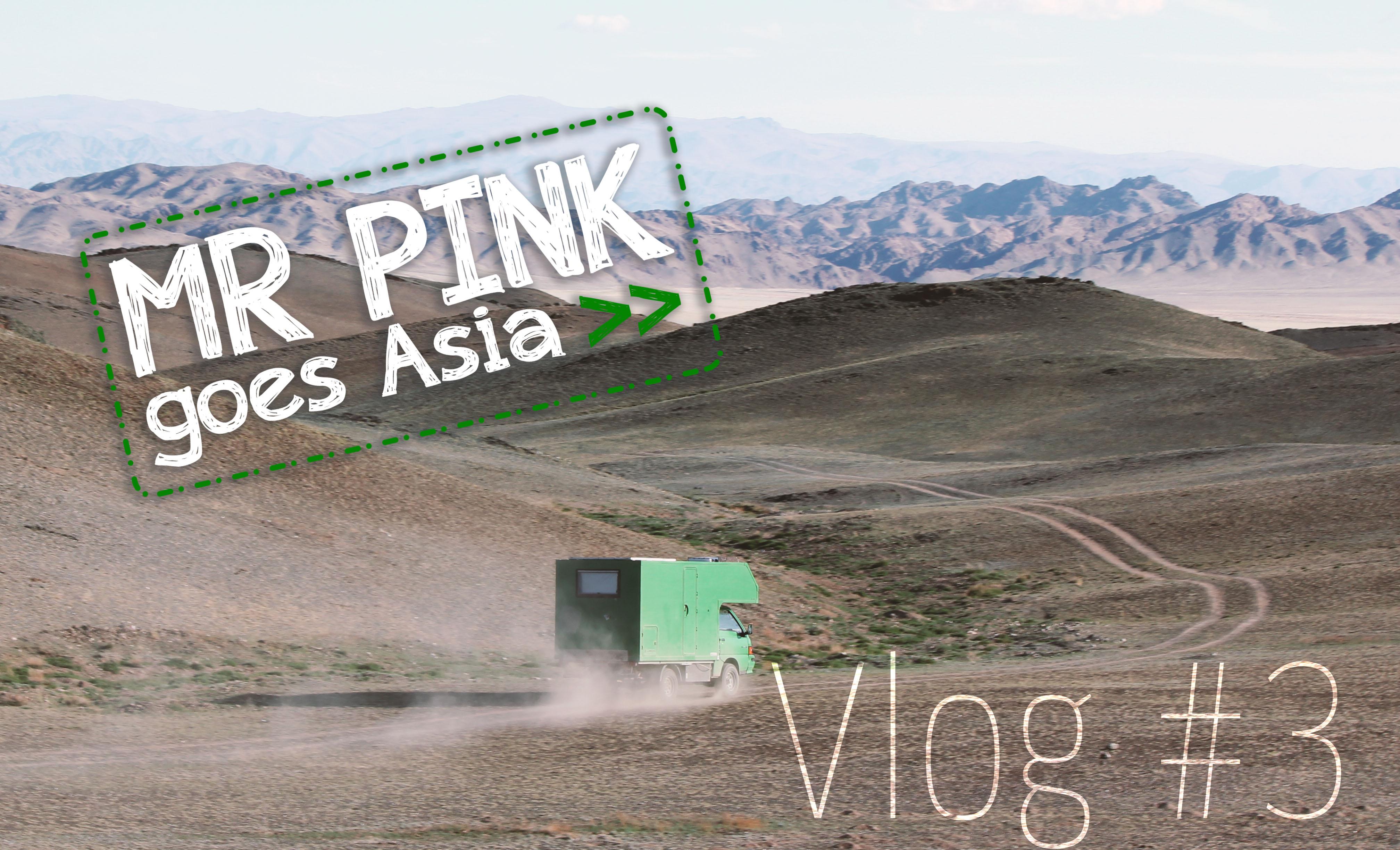 Ab in die Wüste – Vlog #3