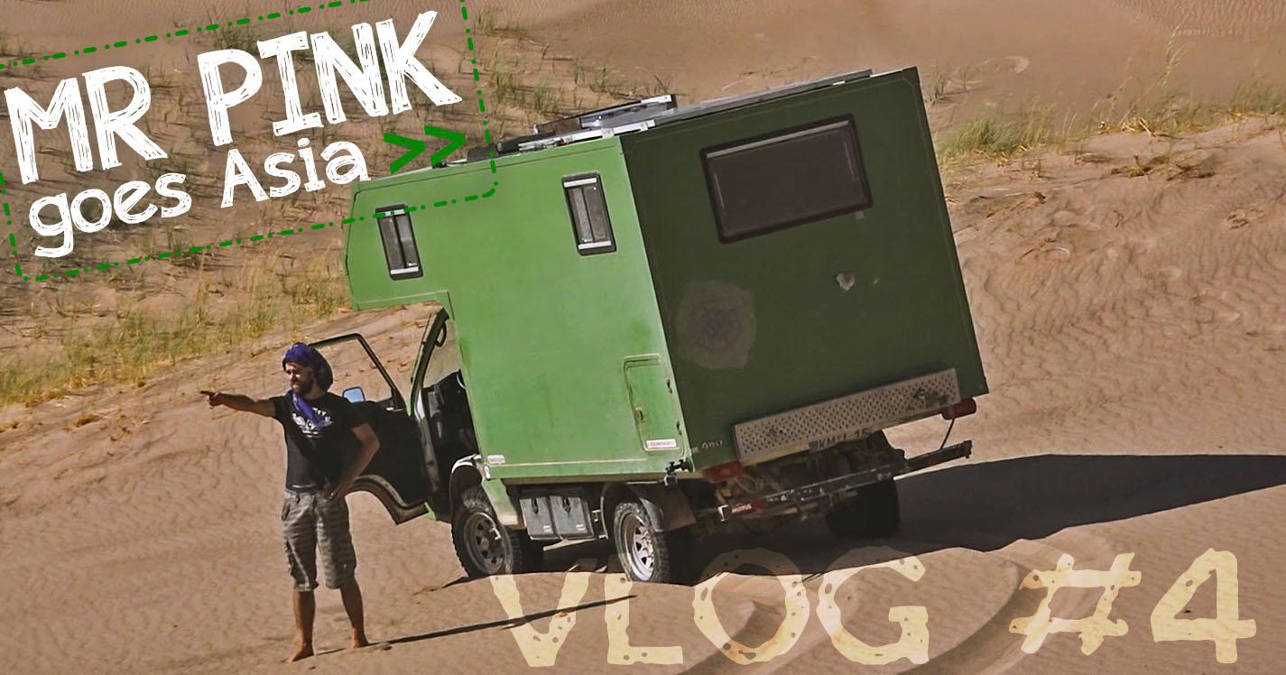 Offroad in der Mongolei – VLOG #4