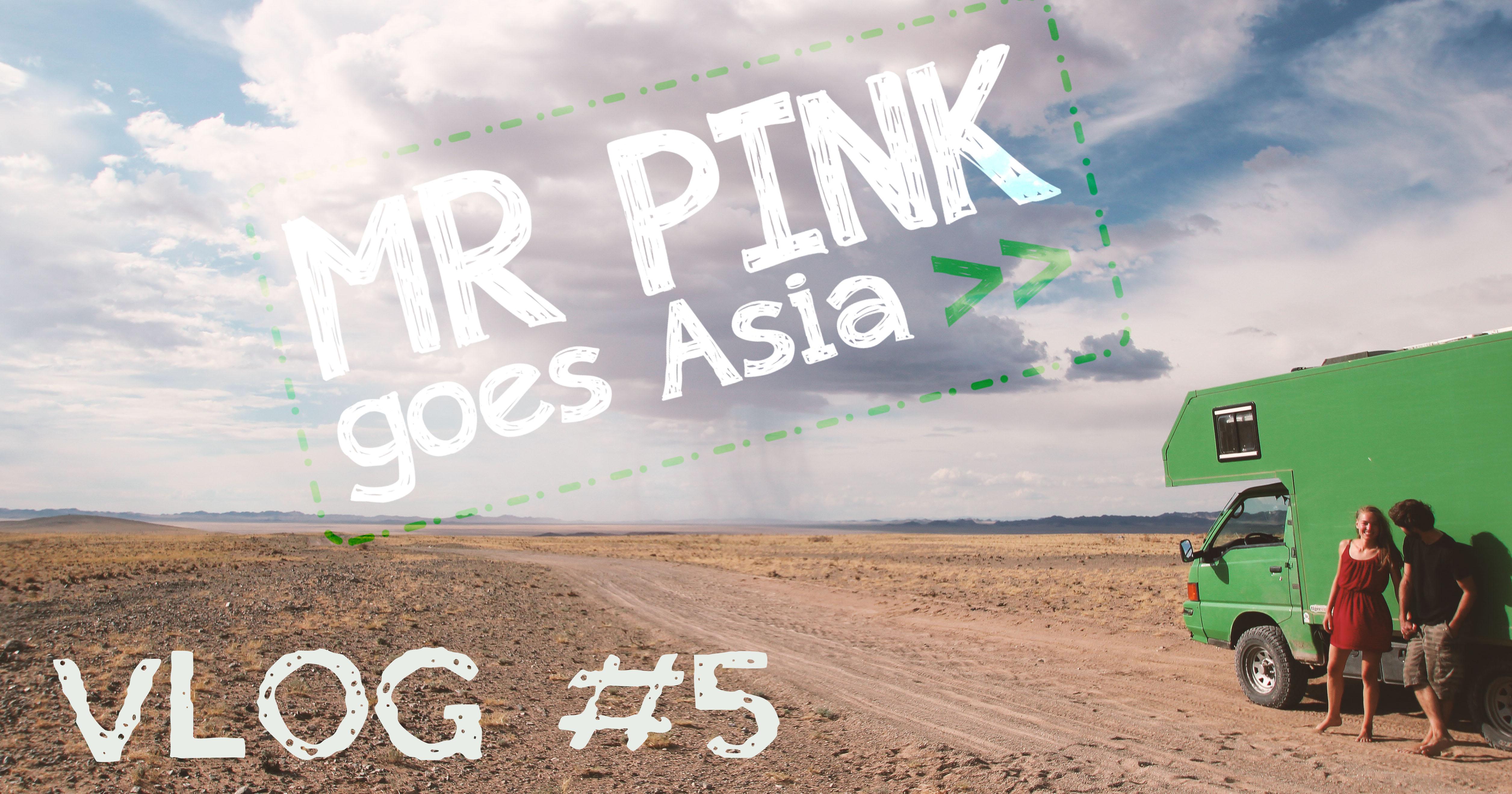 Auf Dschingis Khans Spuren – Vlog #5