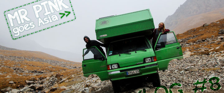 Hoch hinaus in Kirgistan – VLOG #8