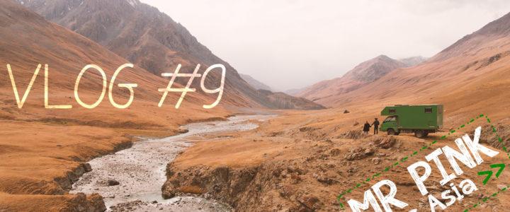 Visawahnsinn in Kirgistan – VLOG #9