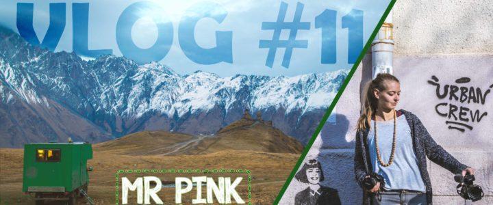 Von Kasachstan zum Kaukasus – VLOG #11